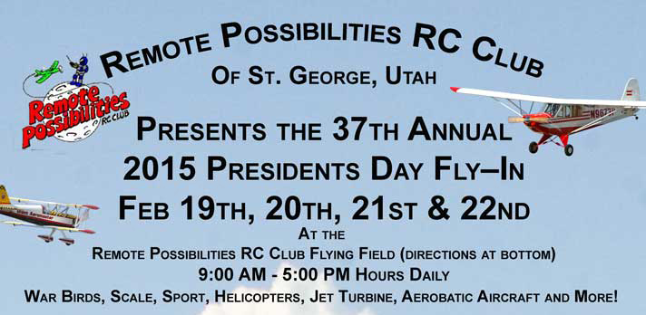 2015 Presidents day fly-in